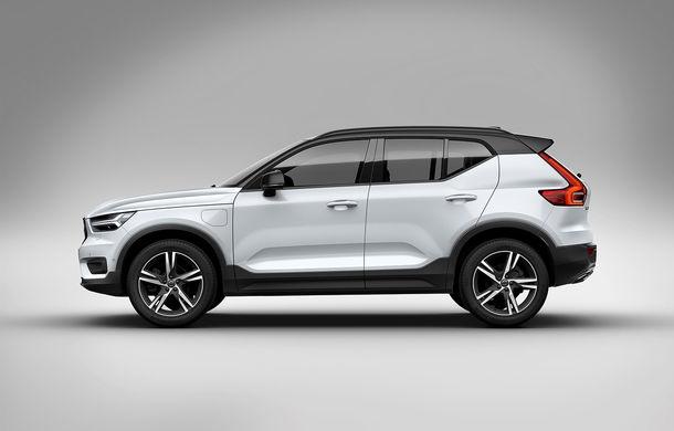Volvo a lansat noul XC40 T5 Twin-Engine: SUV-ul hibrid pregătit de suedezi a fost expus la Beijing - Poza 3