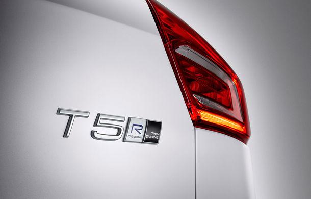Volvo a lansat noul XC40 T5 Twin-Engine: SUV-ul hibrid pregătit de suedezi a fost expus la Beijing - Poza 8