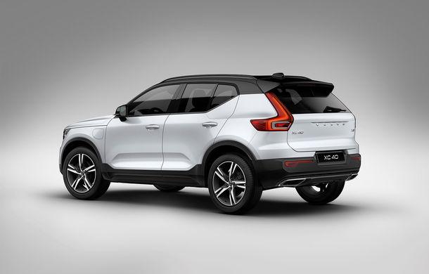 Volvo a lansat noul XC40 T5 Twin-Engine: SUV-ul hibrid pregătit de suedezi a fost expus la Beijing - Poza 6