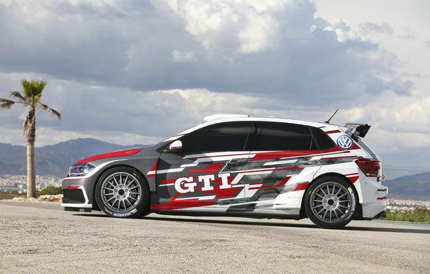 Volkswagen Polo GTI R5: modelul dedicat raliurilor debutează oficial în etapa din Spania din luna octombrie - Poza 6
