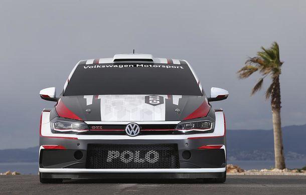 Volkswagen Polo GTI R5: modelul dedicat raliurilor debutează oficial în etapa din Spania din luna octombrie - Poza 2