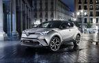 Toyota C-HR va avea versiune 100% electrică în China din 2020: pentru moment, modelul nu va fi lansat și în Europa