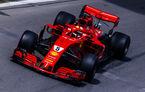 Vettel, pole position în Azerbaidjan în fața lui Hamilton. Bottas și Ricciardo, în a doua linie a grilei