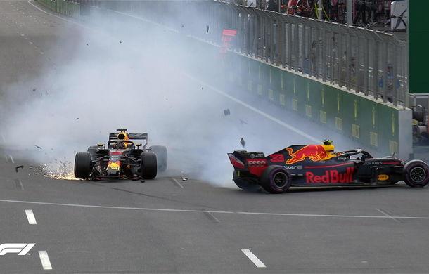 Spectacol la Baku: Hamilton câștigă în fața lui Raikkonen după o pană suferită de Bottas. Vettel pe locul 4, acroșaj între Verstappen și Ricciardo - Poza 4