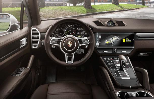 Porsche Cayenne E-Hybrid: SUV-ul plug-in hybrid are 462 CP și oferă o autonomie electrică de peste 40 de kilometri - Poza 7
