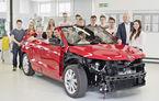 Primele imagini cu Skoda Karoq Cabriolet: conceptul realizat de elevii cehi va fi prezentat în iunie
