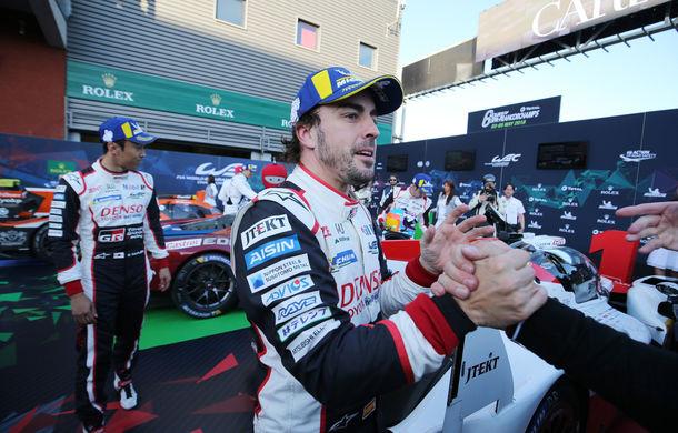 """Alonso a câștigat la Spa-Francorchamps la debutul în Campionatul Mondial de Anduranță: """"Este fantastic să fiu pe podium"""" - Poza 6"""