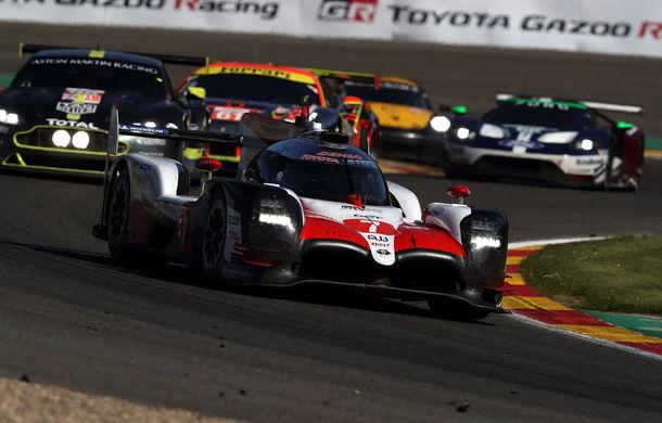 """Alonso a câștigat la Spa-Francorchamps la debutul în Campionatul Mondial de Anduranță: """"Este fantastic să fiu pe podium"""" - Poza 2"""