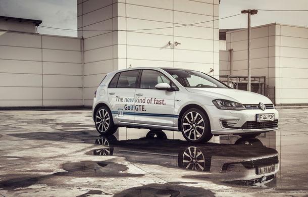 """Volkswagen a oprit comenzile pentru hibridul Golf GTE: """"Timpul de livrare este foarte mare din cauza unei cereri fără precedent"""" - Poza 1"""