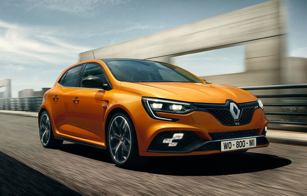 Renault Megane RS este disponibil și în România: prețurile pornesc de la 30.000 de euro - Poza 1