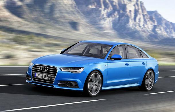 """Audi oprește livrările modelelor A6 și A7 cu motor diesel V6 de 272 CP: """"Am descoperit nereguli software"""" - Poza 1"""
