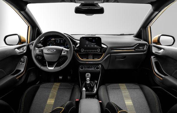 Detalii noi despre Ford Fiesta Active: gardă la sol mai mare cu 18 mm și elemente suplimentare de protecție - Poza 9