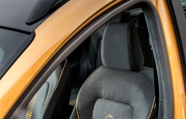 Detalii noi despre Ford Fiesta Active: gardă la sol mai mare cu 18 mm și elemente suplimentare de protecție - Poza 13