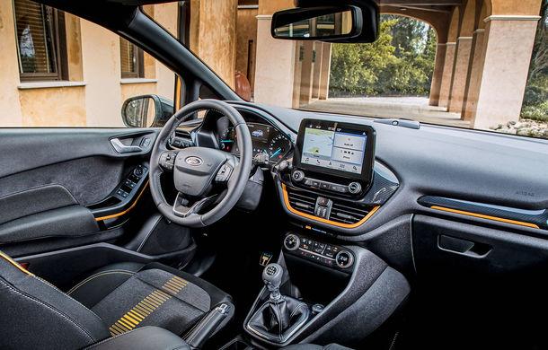 Detalii noi despre Ford Fiesta Active: gardă la sol mai mare cu 18 mm și elemente suplimentare de protecție - Poza 10