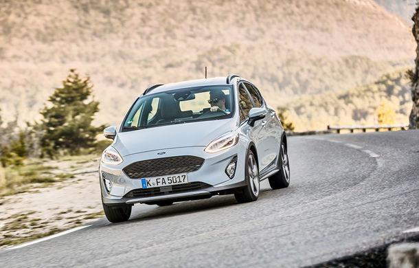 Detalii noi despre Ford Fiesta Active: gardă la sol mai mare cu 18 mm și elemente suplimentare de protecție - Poza 8