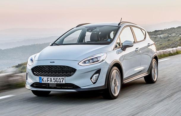Detalii noi despre Ford Fiesta Active: gardă la sol mai mare cu 18 mm și elemente suplimentare de protecție - Poza 5