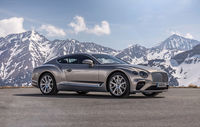 Test drive Bentley Continental GT
