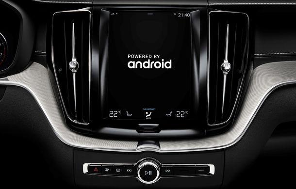 Prima demonstrație cu viitorul sistem de infotainment Volvo: construit pe nucleul Android cu funcționalități preluate de la telefoane - Poza 1