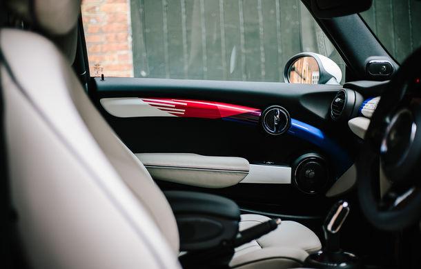 Un Mini regal: constructorul britanic a pregătit un Mini Hatch cu trei uși pentru a sărbători nunta prințului Harry - Poza 16