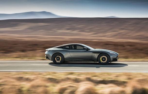 Noul Aston Martin DB11 AMR este aici: motor V12 twin-turbo de 5.2 litri, 640 de cai putere, 700 Nm și viteză maximă de 334 km/h - Poza 3