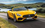 O nouă decapotabilă în familia AMG: noul Mercedes-AMG GT S Roadster are 522 de cai putere