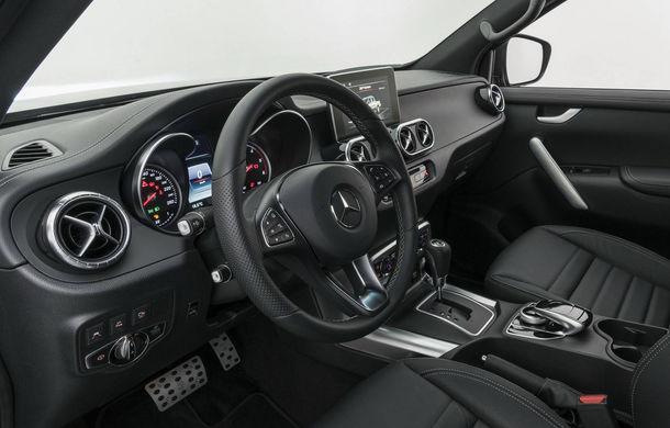 Tuning semnat de Brabus: pick-up-ul Mercedes-Benz Clasa X primește modificări estetice minore și ceva mai multă putere - Poza 11