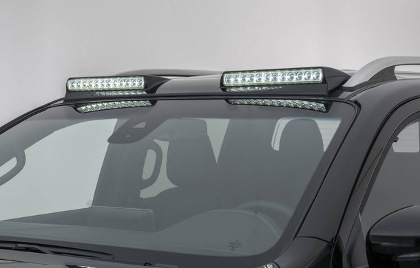 Tuning semnat de Brabus: pick-up-ul Mercedes-Benz Clasa X primește modificări estetice minore și ceva mai multă putere - Poza 10