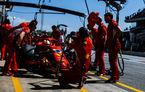 """Vettel explică intrarea suplimentară de la boxe: """"Nu a fost o eroare de strategie, pneurile nu ar fi rezistat până la final"""""""