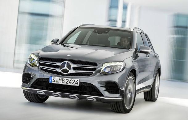 Vânzări premium în luna aprilie: Mercedes înregistrează un nou record, iar Audi se apropie ușor de BMW - Poza 1