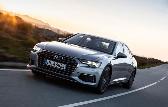 Test drive Audi A6