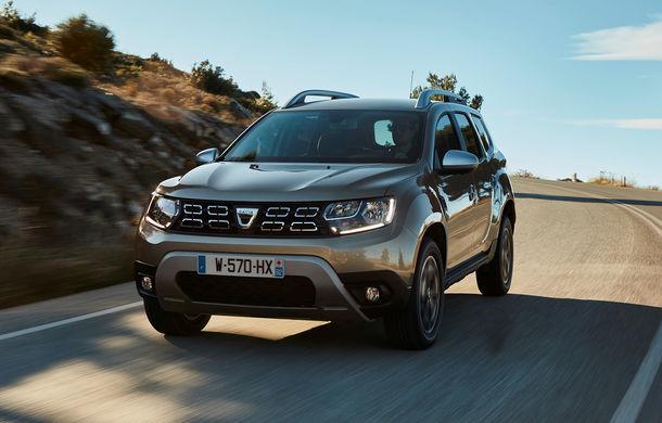 Înmatriculările Dacia în Europa au crescut cu peste 24% în luna aprilie: piața europeană, creștere cu circa 10% - Poza 1