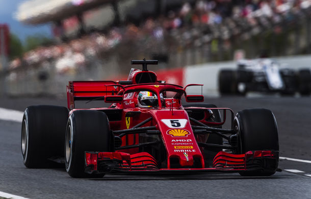 Verstappen și Bottas, cei mai rapizi în testele de la Barcelona. Vettel recunoaște problemele cu pneurile din cursa de duminică - Poza 1