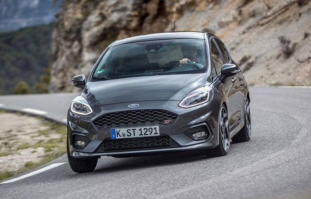 Prețuri Ford Fiesta ST pentru piața din România: Hot Hatch-ul de 200 CP pleacă de la 19.750 de euro - Poza 1