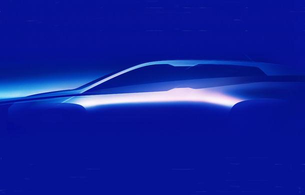 Primul teaser pentru BMW iNext: conceptul va fi prezentat în acest an, versiunea de serie se lansează în 2021 - Poza 1