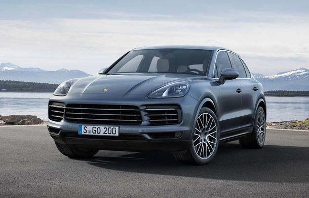 Porsche nu exclude lansarea unui Cayenne diesel: nemții scot din ecuație o versiune echipată cu un V8 - Poza 1