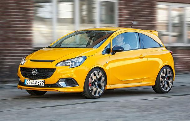 Informații noi despre Opel Corsa GSi: modelul de clasă mică are 150 CP și accelerează de la 0 la 100 km/h în 8.9 secunde - Poza 1