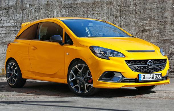 Informații noi despre Opel Corsa GSi: modelul de clasă mică are 150 CP și accelerează de la 0 la 100 km/h în 8.9 secunde - Poza 2