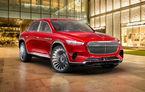 """Mercedes-Maybach va introduce o tehnologie îmbunătățită pentru suspensii: """"Șoferii vor putea merge mai bine pe drumurile dificile"""""""