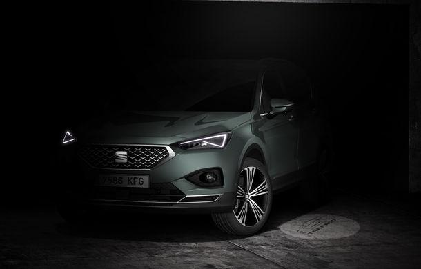 Primul teaser video cu viitorul Seat Tarraco: SUV-ul cu 7 locuri va fi lansat în acest an - Poza 1