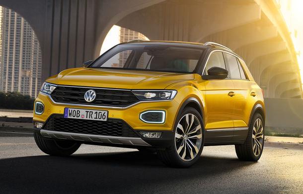 Volkswagen T-Roc R este tot mai aproape de debut: SUV-ul constructorului german va avea peste 300 CP - Poza 1