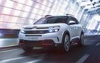 Citroen C5 Aircross ajunge și în Europa: SUV-ul constructorului francez va fi prezentat în 24 mai