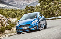 Test drive Ford Fiesta
