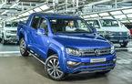 Volkswagen începe producția celui mai puternic Amarok: diesel V6 de până la 272 de cai putere