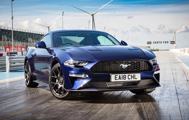 Accesorii noi pentru Ford Mustang facelift: evacuare specială pentru versiunea de 2.3 litri, sistem audio de 1000 de wați și nuanțe noi de caroserie - Poza 5