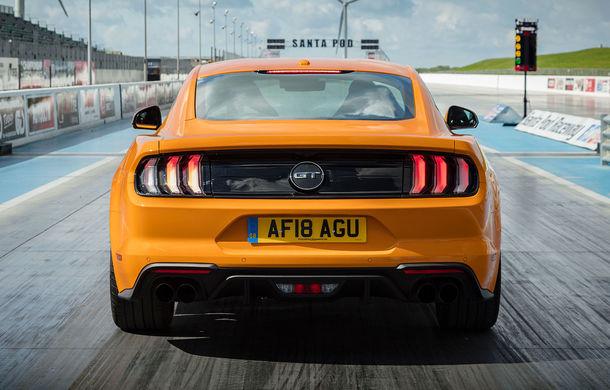 Accesorii noi pentru Ford Mustang facelift: evacuare specială pentru versiunea de 2.3 litri, sistem audio de 1000 de wați și nuanțe noi de caroserie - Poza 19