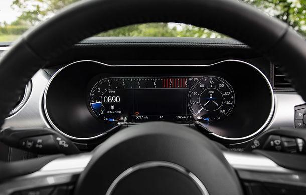 Accesorii noi pentru Ford Mustang facelift: evacuare specială pentru versiunea de 2.3 litri, sistem audio de 1000 de wați și nuanțe noi de caroserie - Poza 24