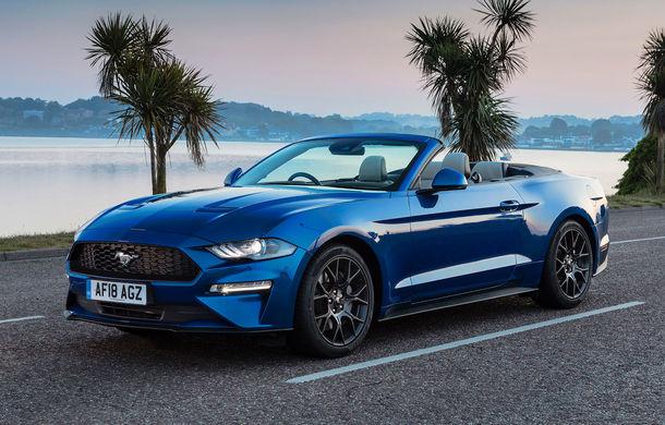 Accesorii noi pentru Ford Mustang facelift: evacuare specială pentru versiunea de 2.3 litri, sistem audio de 1000 de wați și nuanțe noi de caroserie - Poza 7