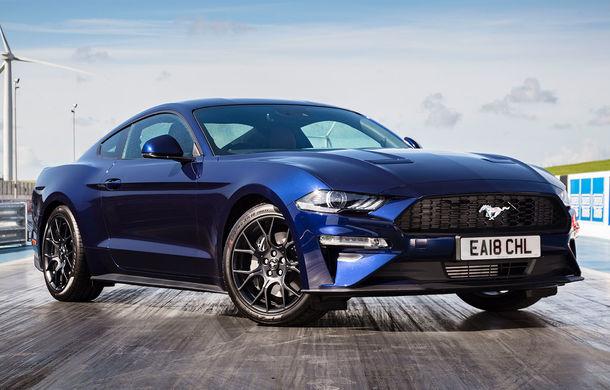 Accesorii noi pentru Ford Mustang facelift: evacuare specială pentru versiunea de 2.3 litri, sistem audio de 1000 de wați și nuanțe noi de caroserie - Poza 4