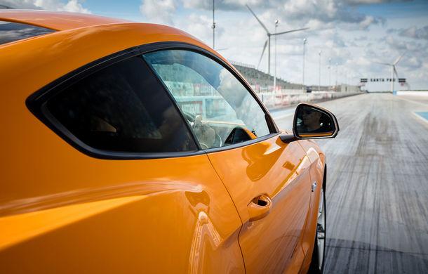 Accesorii noi pentru Ford Mustang facelift: evacuare specială pentru versiunea de 2.3 litri, sistem audio de 1000 de wați și nuanțe noi de caroserie - Poza 20