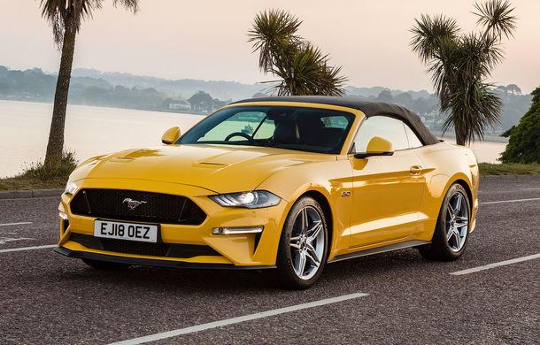 Accesorii noi pentru Ford Mustang facelift: evacuare specială pentru versiunea de 2.3 litri, sistem audio de 1000 de wați și nuanțe noi de caroserie - Poza 9